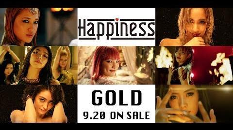 happiness jpop gold ile ilgili görsel sonucu