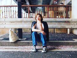 Watanabe Marina - April 2016