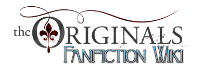 The Originals Fanfiction Wordmark