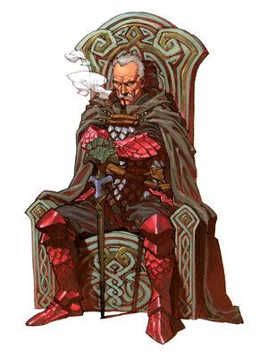 King Boranel il'Wynarn
