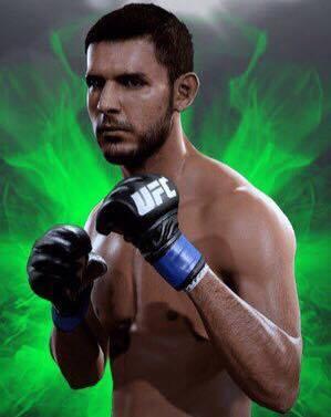 Yair Rodriguez (H2H) | EA UFC Mobile Wikia | FANDOM ...