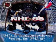 NHL 95 Genesis