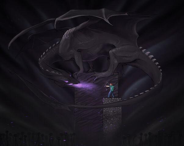 File:Ender dragon by pythosblaze-d5cilgs.jpg