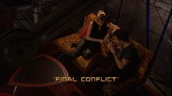 Final conflict title
