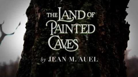 The Land of Painted Caves by Jean M