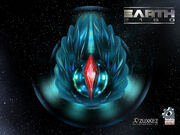 Earth 2160 Alien logo