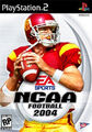 NCAA Football 2004 Coverart