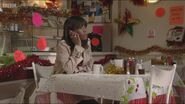 Denise Fox in Victoria Road Cafe (2016)