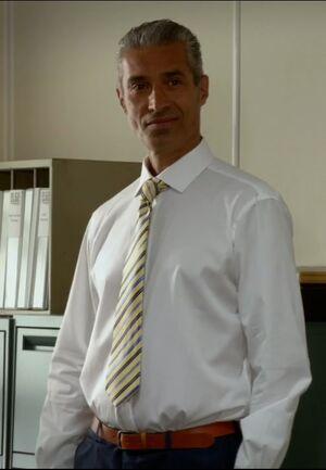 Haroon Zaman (10 November 2016)