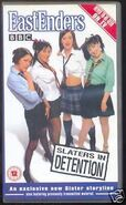Slaters in Detention VHS (2003)