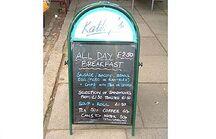 Kathy's Blackboard