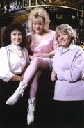 Angie Watts and Sharon Watts and Pauline Fowler (1985)