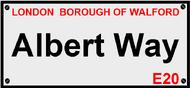 Albert Way, Walford