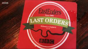 EastEnders Last Orders 1 Title Card