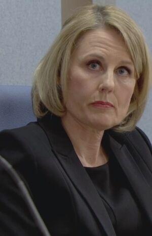 Magistrate Beryl Todd