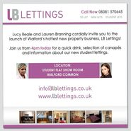 LB Lettings Invite