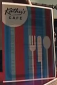 Kathy's Cafe table poster