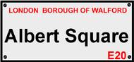 Albert Square, Walford