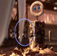 Luxo in Wall-E