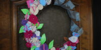 Spring Classroom Wreath
