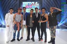 Grand finalists of Thats My Bae