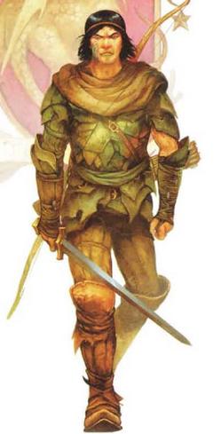 Tharashk warrior