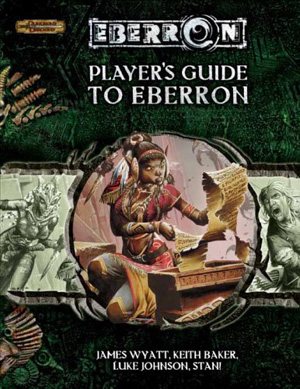 Player's Guide to Eberron