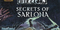 Secrets of Sarlona (book)