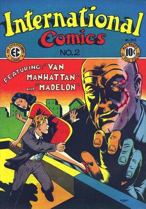 International Comics Vol 1 2