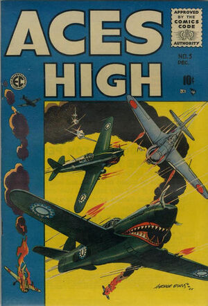 Aces High Vol 1 5