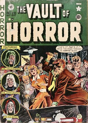 Vault of Horror Vol 1 20