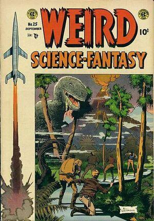 Weird Science-Fantasy Vol 1 25