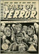 Tales of Terror Annual Vol 1 1 Original Art
