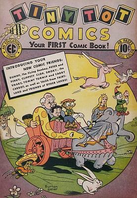 Tiny Tot Comics Vol 1 1