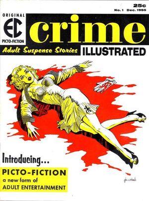 Crime Illustrated Vol 1 1