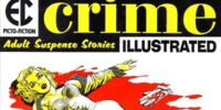Crime Illustrated Vol 1