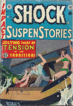 Shock SuspenStories Vol 1 11