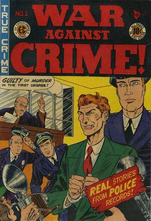 War Against Crime Vol 1 2