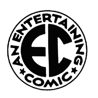 EC Comics Logo New Direction