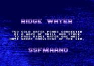 Ridge Water