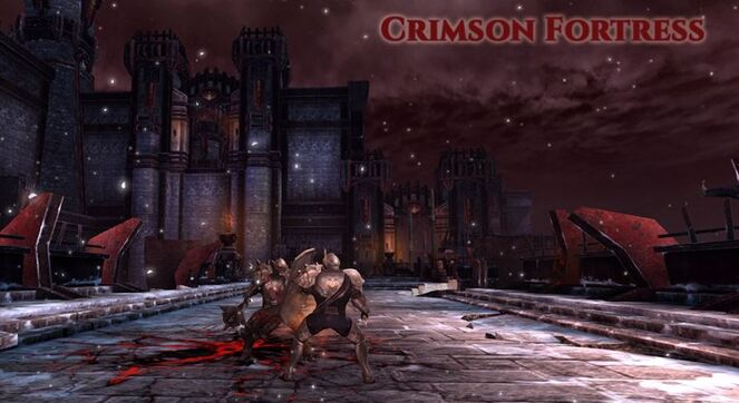 Crimson Fortress