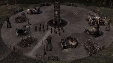 Isengard citadel