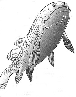 Holoptychius
