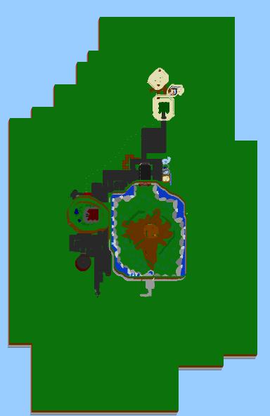 Massive Tree .MiniGames. by TASKS-20130331