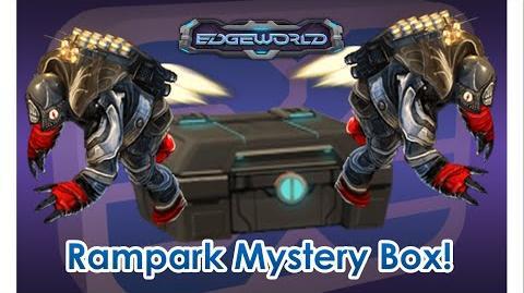 Edgeworld - Rampark Mystery Box! 12 12 2015