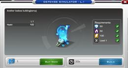 Build simulator