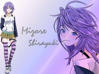 Mizore shirayuki wallpaper by xcurlygurl-d4u23by