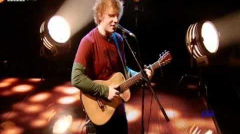 Ed Sheeran - Small Bump (The Voice UK Final)