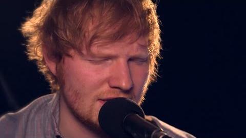 Ed Sheeran - I'm A Mess (Capital Live Session)