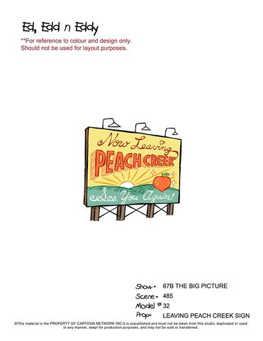 File:Leaving Peach Creek Sign.jpg